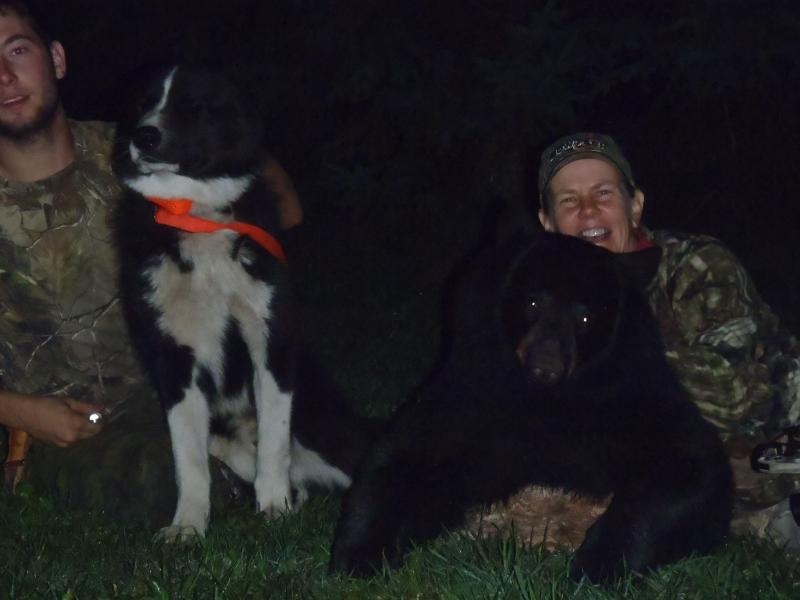 Cisco's first bear